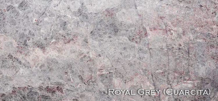 Cuarcita Royal Grey