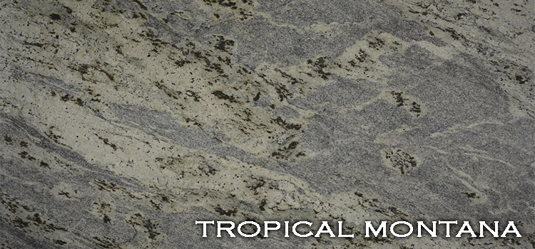 Tropical Montana Granite
