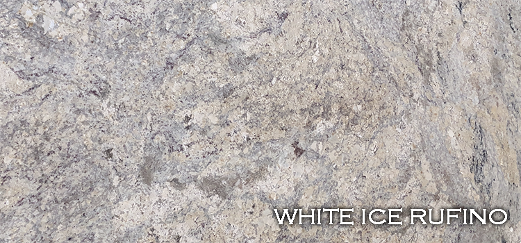 White Ice Rufino Granite